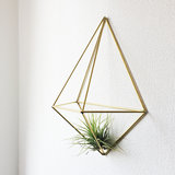 DIY wall planter Diamond_
